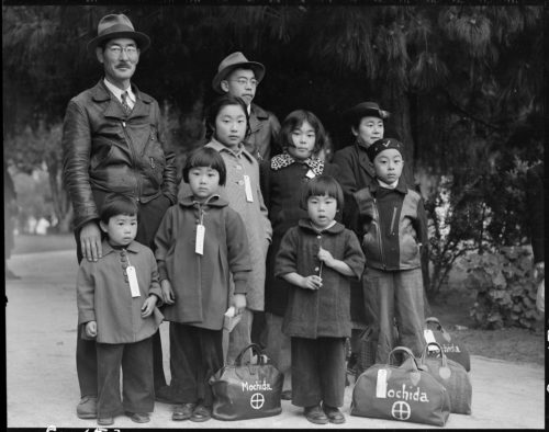 Hayward, California, Μάιος 1942