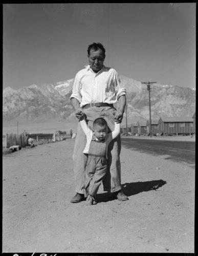 Manzanar, Ιούλιος 1942